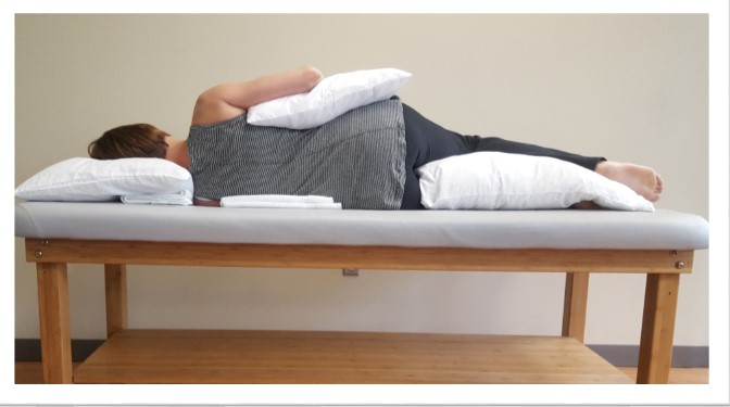 Sleep Positioning 101 Restorations Physical Therapy